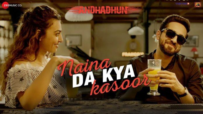 Naina Da Kya Kasoor Mp3 Song Download